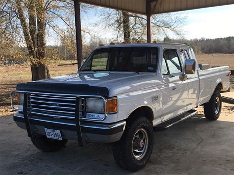 1990 ford f250 for sale 1990 ford f250 4x4 cars for sale
