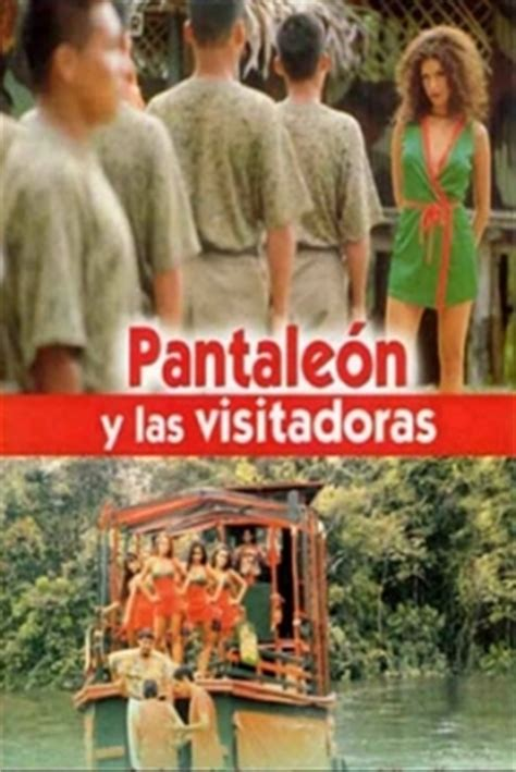 libro captain pantoja and the pel 237 cula pantale 243 n y las visitadoras 2000 pantale 243 n y las visitadoras captain pantoja and
