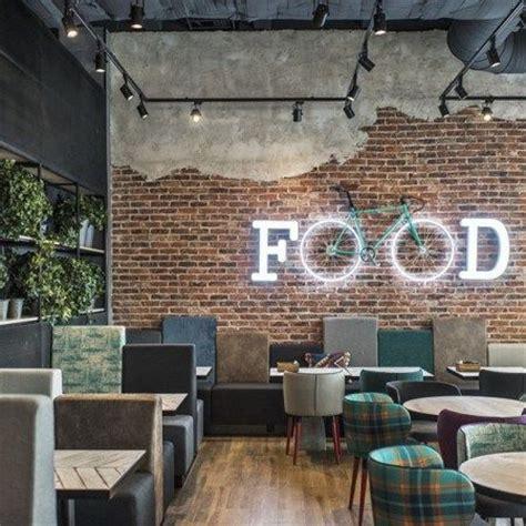 rustic industrial interior design 25 best ideas about industrial restaurant on