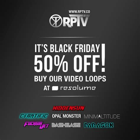 black friday indonesia vj software video content blackfriday sale vj loops
