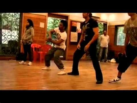 dance practice on doob jaa by hrithik roshan hrithik roshan dance practice with dharmesh sir youtube