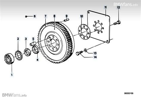supplement 4 to part 744 mass flywheel bmw 3 e30 325ix m20 bmw parts catalog