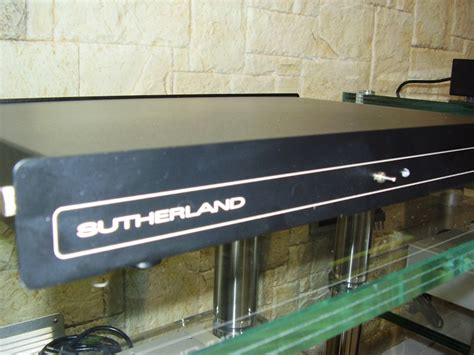 gazebo audiofilo phono sutherland ph3d