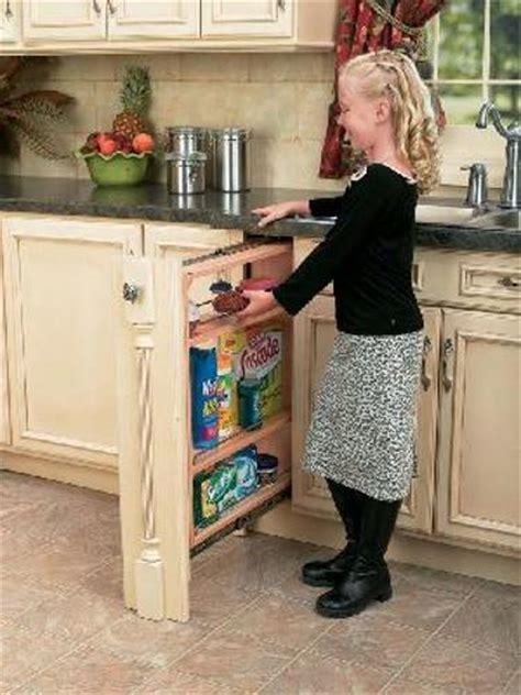 6 inch kitchen cabinet 6 inch base filler organizer 432 bf 6c