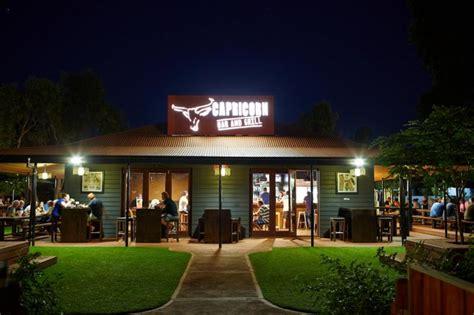 Roadside Grill And Cabins by Capricorn Bar And Grill Newman Wa Pub Info Publocation