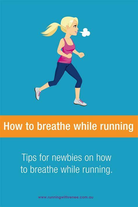 proper breathing  running tips   runners
