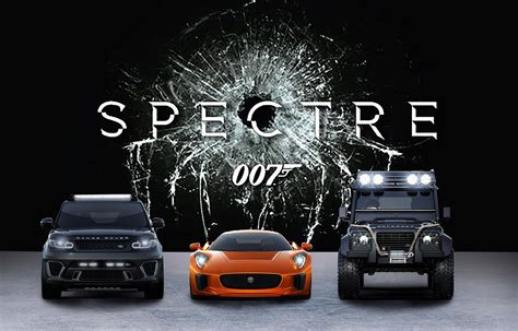 jaguar land rover defender jaguar e land rover le inglesi a braccetto con 007