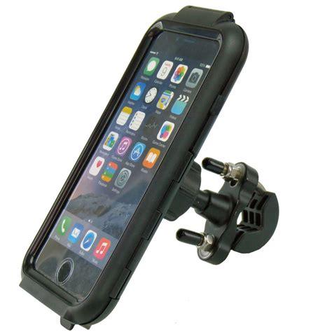 waterproof u bolt tough motorcycle bike mount for iphone 7 plus 5 5 quot 5052010356214 ebay