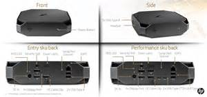 Desk Espresso Hp Introduces The Z2 Industry S First Mini Workstation