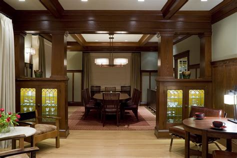 arts and crafts style homes interior design the best craftsman style home interior design