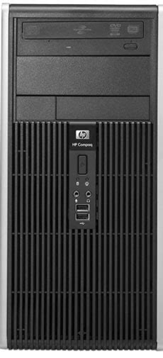 HP Compaq dc5850 Microtower Business PC Product