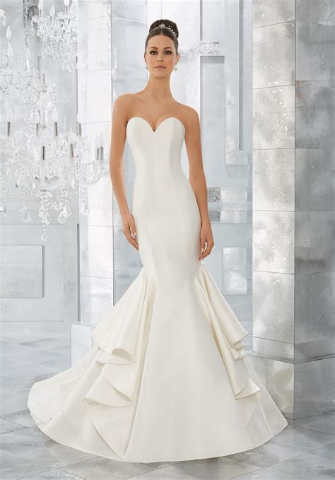 Wedding Dresses Mori by Mori 5563 Merci Wedding Dress Madamebridal