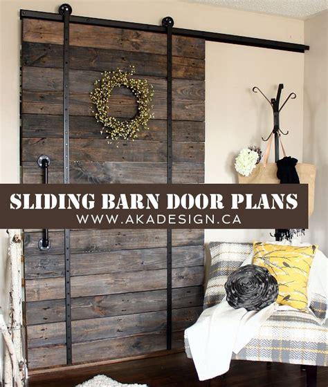 Barn Door Plans Sliding Woodworking Projects Plans Sliding Barn Door Plans
