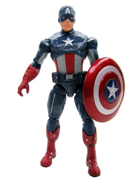 Captain America The Avenger Toys Exclusive marvel series target exclusive captain america my generation toys