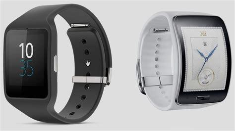 Smartwatch Samsung Gear 3 Sony Smartwatch 3 V Samsung Gear S