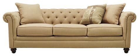 howell sofa transitional sofas other metro by
