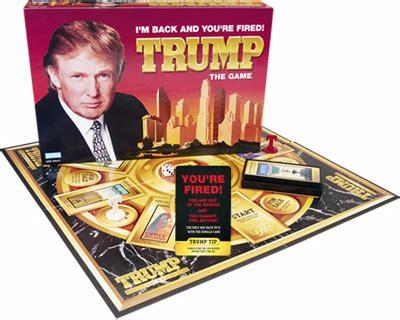 donald trump game trump board game build your empire as donald trump businessman