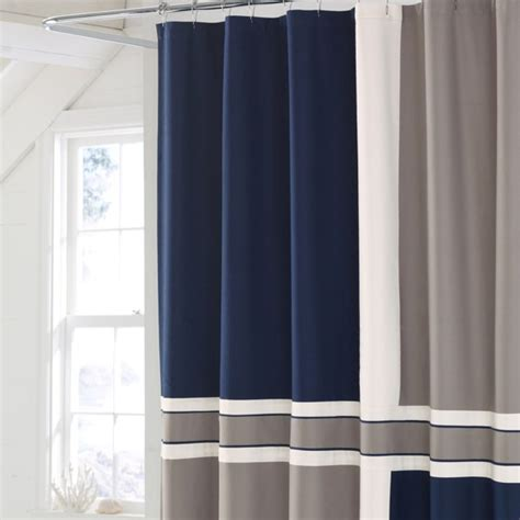 nautica shower curtains nautica sea pines shower curtain 49 99 for the home