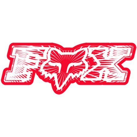 fox motocross logo fox racing logo clipart library