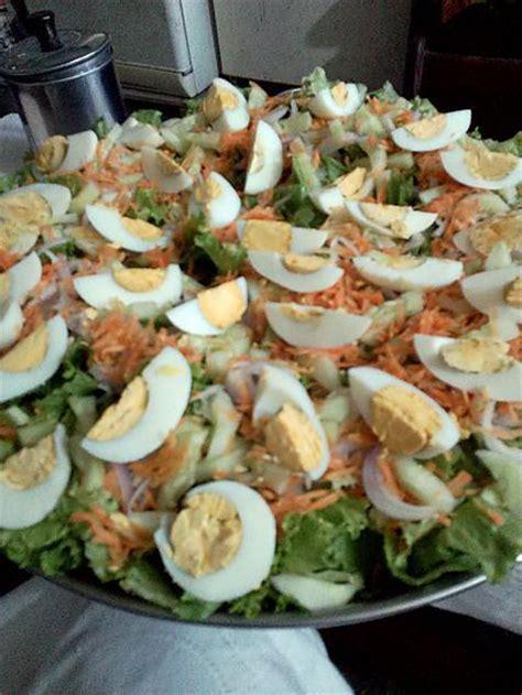 recettes cuisine simples et rapides recette de salade simple et rapide