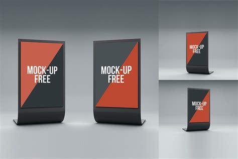 backdrop design mockup standee display mockup free psd download download psd