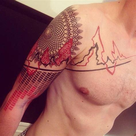 tattoo geometric montreal ma 239 ka zayagata tattoo artist the vandallist