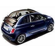 Fiat 500 Cabrio Auto  Mykonos Rent A Car