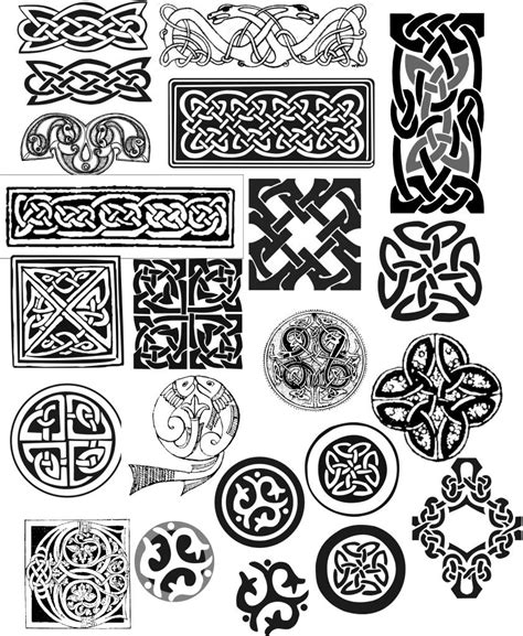 Celtic Knot Sles Photo These Are A Few Of The Various Scottish Designs