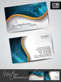 cardstock business cards professional business cards template or visiting card set