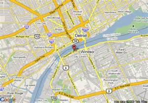 Windsor Canada Map by Mop Of Windsor Ontario Canada Images Frompo 1