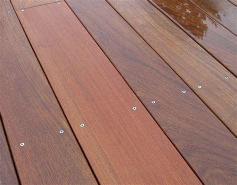 Ipe Wood Flooring by Ipe Decking Tiles And Finishes For Wood Decking