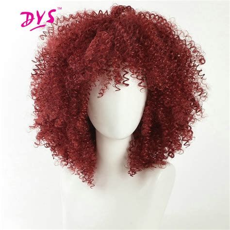 natural black short blunt cut pixie synthetic hair with deyngs short pixie cut afro kinky curly synthetic wigs