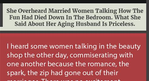how to talk in the bedroom two married talk about how the had died in the bedroom but what she said about
