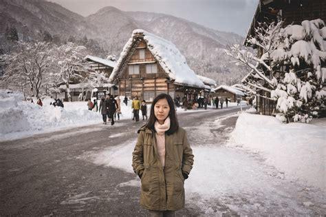 traveling  shirakawa  jepang anna travel food journey