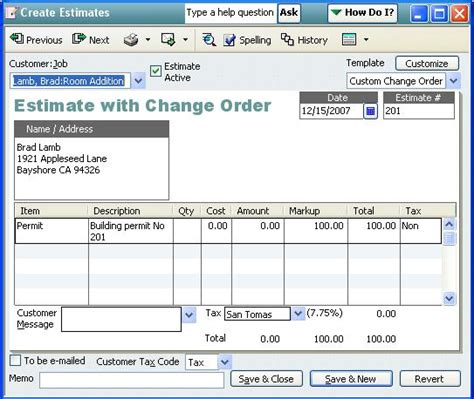 sales estimate template qodbc desktop how to convert a sales order into an