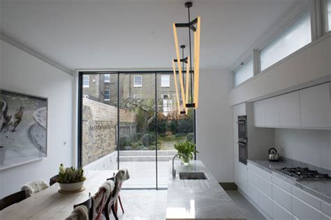 modern interior design for the classic terrace