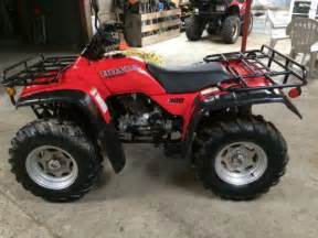 Honda Trx 300 Honda Trx 300 Fourtrax 4x4 For Sale Canada