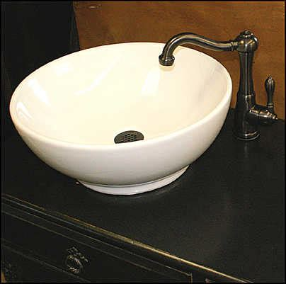 Sink Bowl On Top Of Vanity Stand Alone Vs Vanity Sinks Pacific Coast Rebath In Oxnard Ca