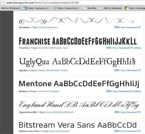 design font mac install ttf fonts mac os x
