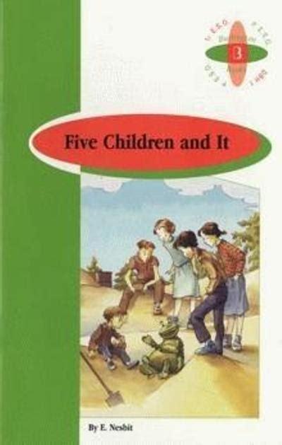 libro five children and it five children and it 1 186 eso varios autores comprar libro en fnac es