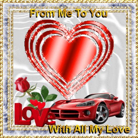 with all my love. free birthday for him ecards, greeting