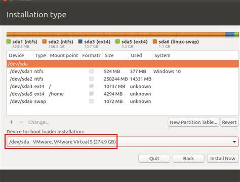 install windows 10 bootloader install ubuntu 15 04 windows 8 1