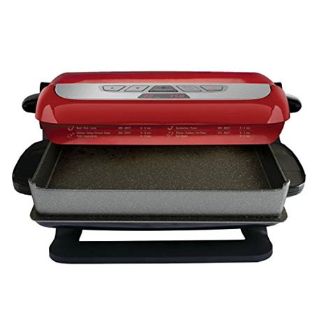 Multi Grill Pan 5 george foreman 5 serving multi plate evolve grill system with import it all