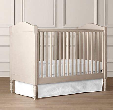 Pin By Brita Sieve On Nursery Pinterest Restoration Hardware Baby Cribs