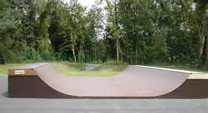 Backyard Skate Park Skateparks En France