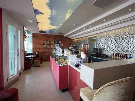 melt ice cream parlour modern surrey by inara interiors limited