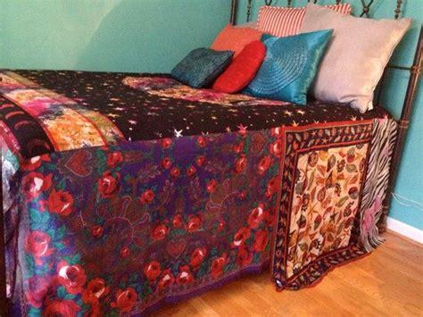 gypsy bedding gypsy boho bedspread zodiac bedding blanket bohemian