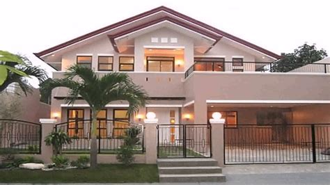 modern house designs and floor plans philippines modern home design in philippines best home design ideas