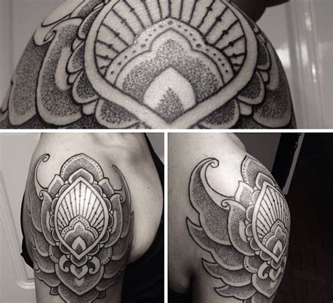 indonesian tattoo design ade itameda indonesian tattoo artist pointillisme