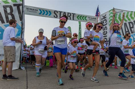 the color run cincinnati photos from the color run a k a the happiest 5k on the